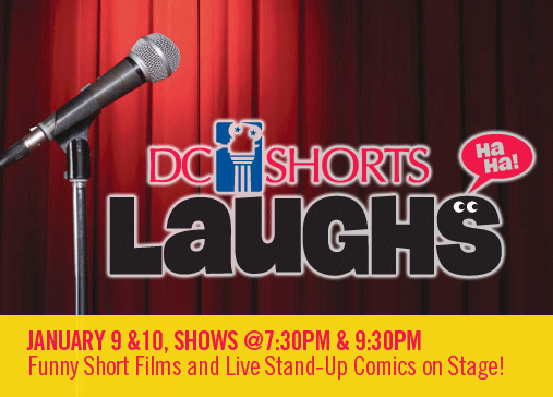 DC Shorts Laughs!