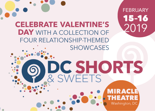 Join Us For DC Shorts & Sweets